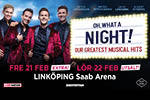 Oh, What a Night! - Our Greatest Musical Hits - Extrakonsert